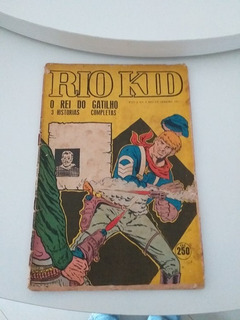 Rio Kid Nº1 Ed Gorrion (rarrissimo)