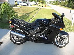 Kawasaki Ninja Zx-11 Ano 91