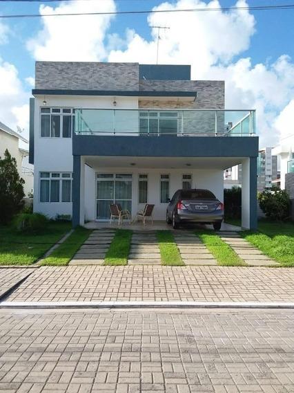 Casa Em Intermares, Cabedelo/pb De 302m² 4 Quartos À Venda Por R$ 1.490.000,00 - Ca285011