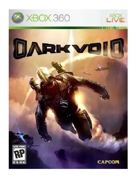 Jogo Original Lacrado Dark Void Xbox 360