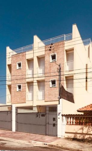 Apartamento Com 2 Dormitórios À Venda, 50 M²-  Parque Novo Oratório - Santo André/sp - Ap63638