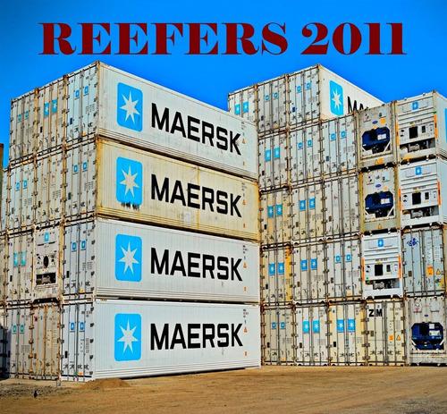 Contenedores Maritimos Refrigerados Reefers 40 2011 Mendoza