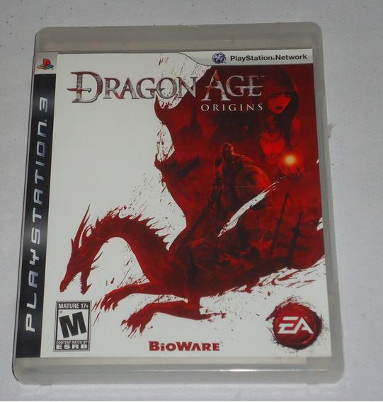 Dragon Age Origins Ps3 * Frete Gratis