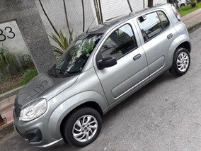 Fiat Uno Attractive 1.0 Flex, Hye5554