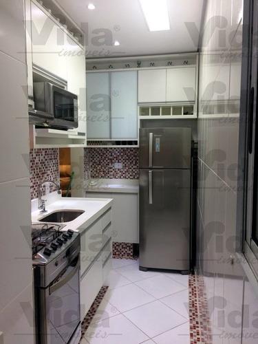 Apartamento Para Venda, 2 Dormitório(s) - 33372