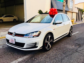 Volkswagen Golf Gti Turbo 2016