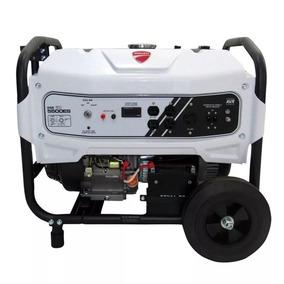 Generador Electrico Ducati Dgr5500es 4 T 5.5kw 110v/220v