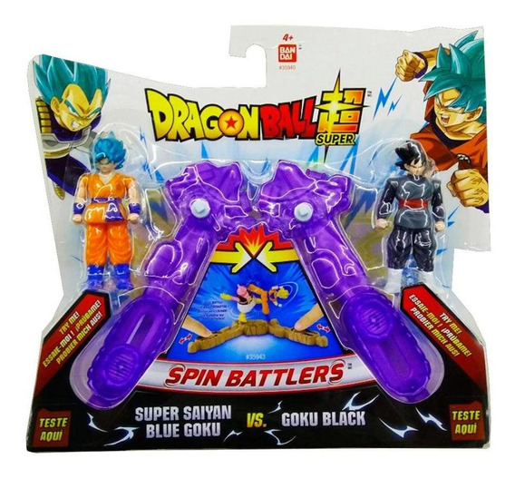 Kit De Batalha Dragon Ball - Super Sayajin - Fun Divirta-se