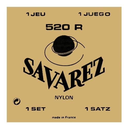 Imagen 1 de 2 de Savarez 520r Encordado Clasica Criolla
