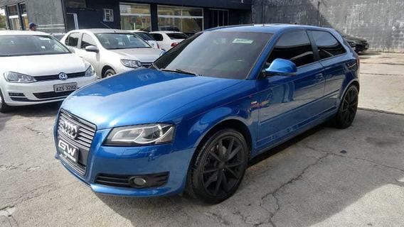 Audi A3 2.0 2p Aut 2010 Blindado