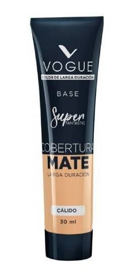 Vogue Base Cobertura Calido 25ml