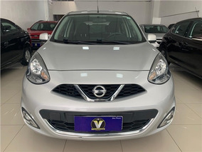 Nissan March 1.6 Sl 16v Flex 4p Manual