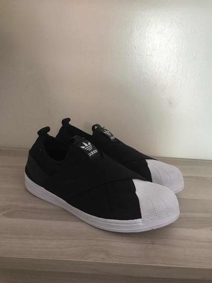 Tênis adidas Slip-on Superstar Preto