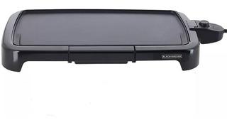 Asador Plancha Black Decker Electrico 48 X 26 Cm