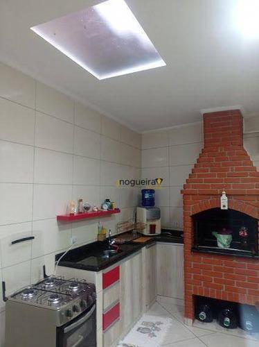 Imagem 1 de 30 de Sobrado De  3 Dormitorios 1 Suite Com Varanda - So0552