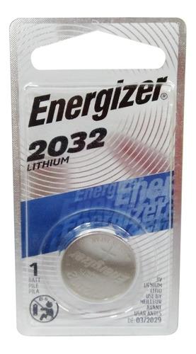 Pila Energizer Auditiva 2032