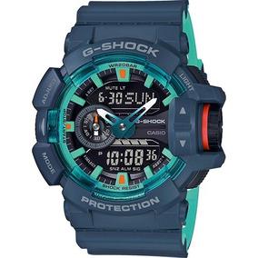 Relógio Masculino Casio G-shock Novo Ga-400cc-2