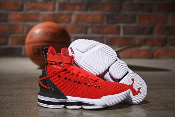 Tenis Nike Lebron 16 Hfr Varias Cores Frete Gratis