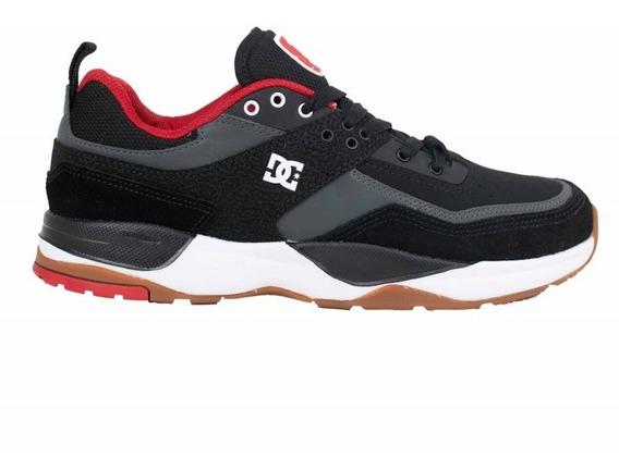 Tênis Dc Shoes E Tribeka Preto/vermelho Masculino Promoção