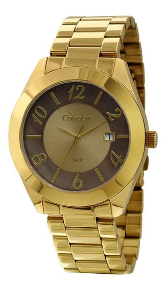 Relógio Condor Co2115te-4x - Dourado