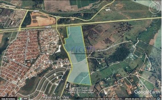 Terreno À Venda, 330000 M² Por R$ 22.000.000,00 - Caçapava Velha - Caçapava/sp - Te0931