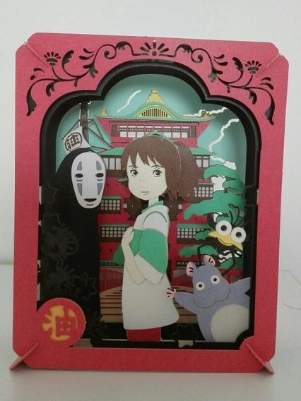 Mini Cuadros 3d. Anime. Puzzle