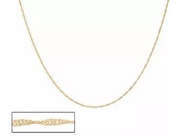 Cordão Folheado A Ouro - Tam.50 530591