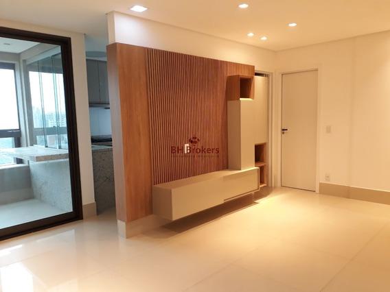 Excelente Apartamento De 1 Quarto No Vila Da Serra - 13972
