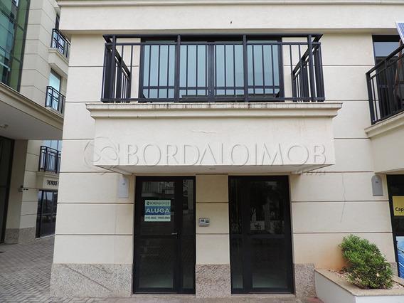Sala Comercial Duplex Com 76,50m², 01 Vaga De Garagem, Em Frente Ao Park Shopping, Próximo A Estação Do Metro E Muito Mais! - Villa66853