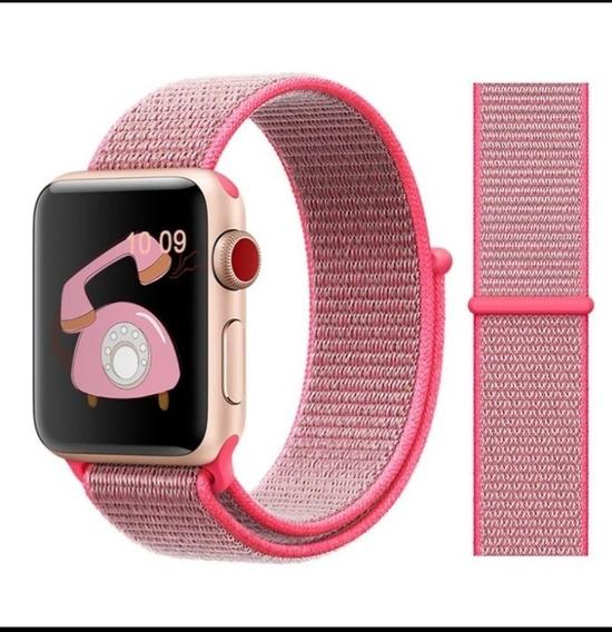 Correa Nylon Para Apple Watch