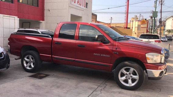 Dodge Ram 2500 2007 5.7 Pickup Quad Cab Slt Aa 4x4 At