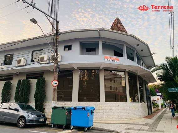 Sala Comercial 390 M2, Bairro Jardim Blumenau/ Blumenau/sc - Sa0059