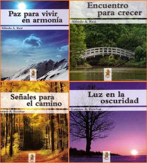 Libros Religiosos Editorial Santa Maria. Lote X4
