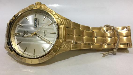 Relógio Vip Mh-6344-2 Feminino Original Novo Nota Fiscal