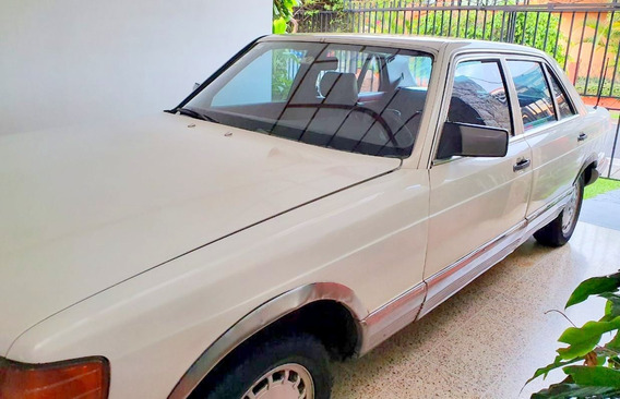 Mercedes Benz 1985 En Perfecto Estado.