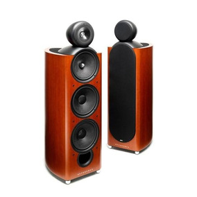 Kef Caixa Reference M207/2 Gc Torre Gloss Cherry