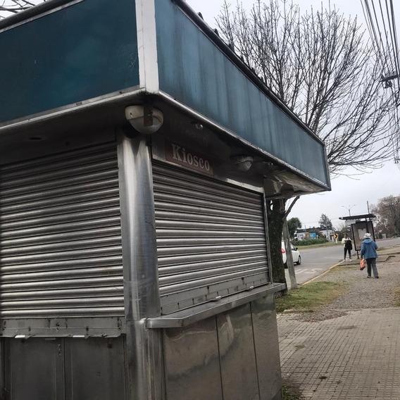 Kiosco De Acero Inoxidable