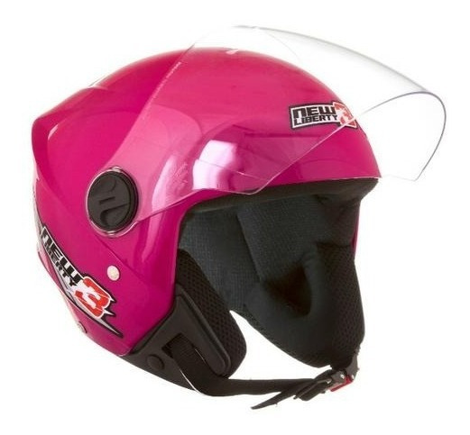 Capacete Tork New Liberty Theree