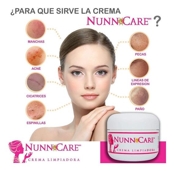 Nunn Care 2 Cremas + 2 Jab + 2 Exfo!! Envio Gratis Incluido!