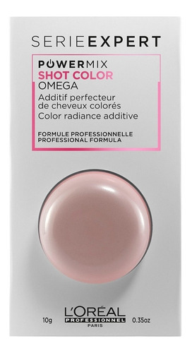 Imagen 1 de 1 de Powermix Shot Protector De Color Vitamino Color 10 Ml