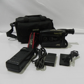 Filmadora Jvc Vhs Compact Ax-200 - Funciona *bateria Viciada
