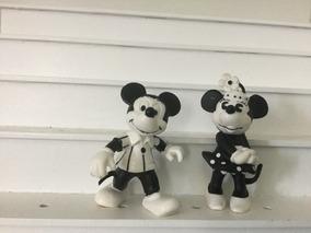 Mickey E Minnie Preto Branco Disney Importado