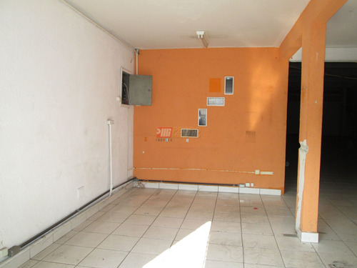 Salao Comercial No Bairro Rudge Ramos Em Sao Bernardo Do Campo - L-24396