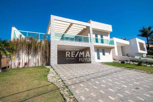 Casa Com 3 Dormitórios À Venda, 234 M² Por R$ 899.000,00 - Terras De Santa Adélia - Vargem Grande Paulista/sp - Ca0096