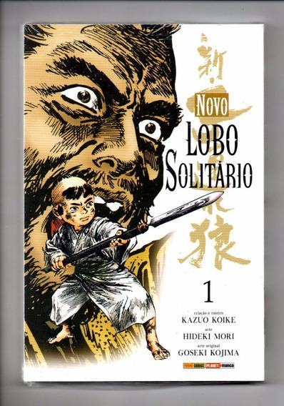 Novo Lobo Solitario 1 - Panini 01 - Bonellihq Cx38 E19