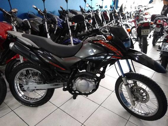 Nx 150 Bros Esd 2011 Linda 12 X 702, Ent. 1.000 Rainha Motos