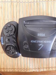 Sega Génesis 3 + Juegos