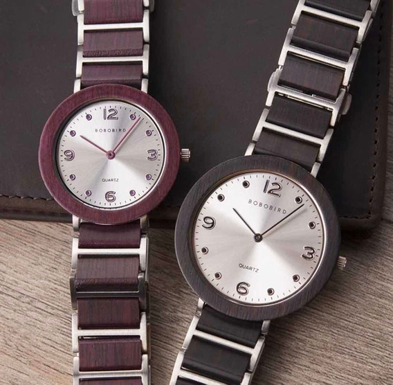 Reloj Bobo Bird Madera