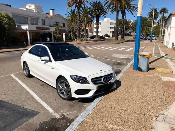 Mercedes-benz Clase C C 400 4 Matic