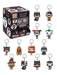 Funko Pop! Keychain: Batman The Animated Series - Mystery Po